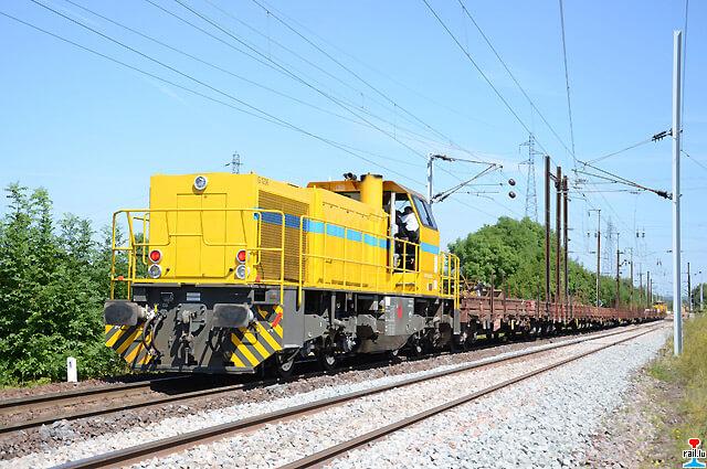 Développement de l'activité de location d'actifs à travers l'acquisition de 31 locomotives