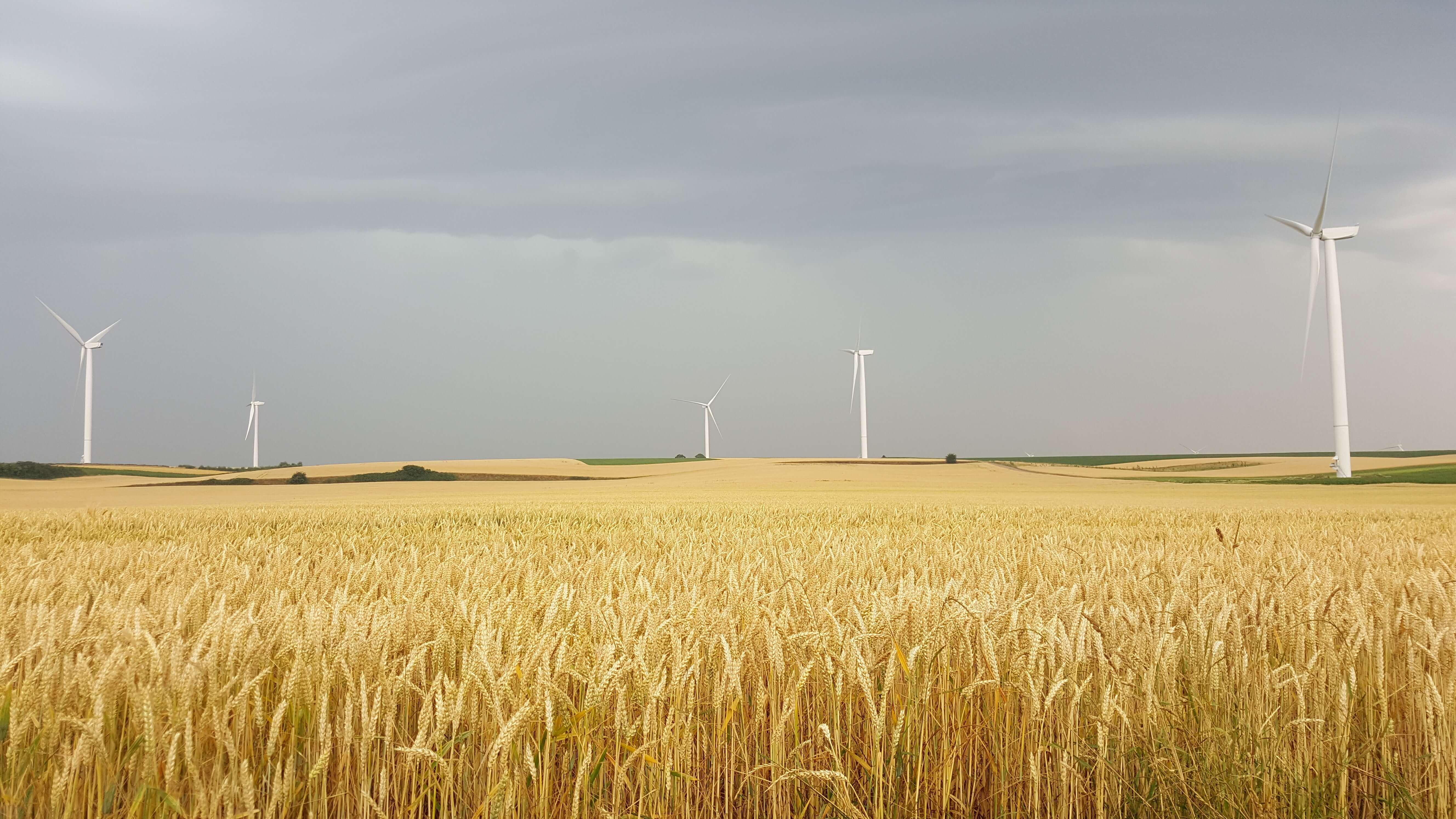 RIVE Private Investment assiste à l'inauguration du parc éolien du Mont d'Erny