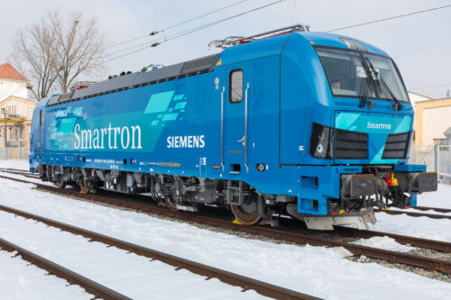 Acquisition of 10 newbuilt electric locomotives for rail freight operations in Germany